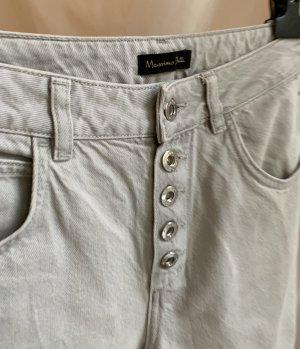Massimo Dutti 100% Baumwolle Jeans