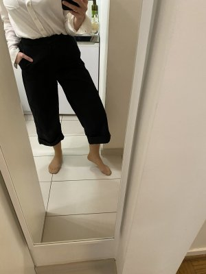 Massimo Dutti 3/4 Hose mit weitem Bein