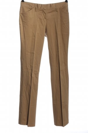 Massimo Dutti 7/8 Length Trousers brown casual look