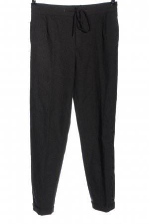 Massimo Dutti 7/8 Length Trousers light grey casual look