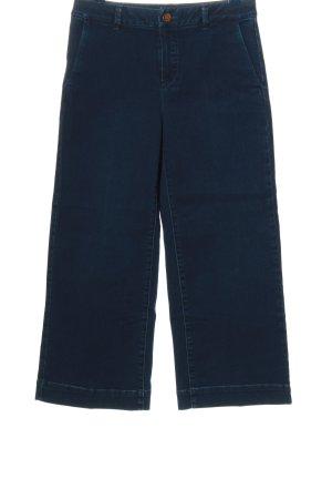 Massimo Dutti 7/8 Jeans blau Casual-Look