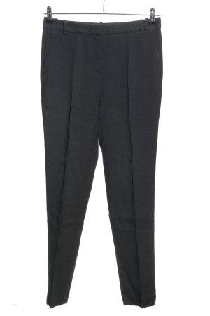 Massimo Dutti Pantalone da abito nero stile casual