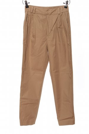 Massimo Dutti Baggy broek wolwit casual uitstraling