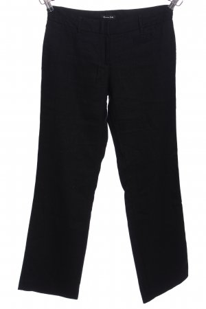 Massimo Dutti Baggy Pants black casual look