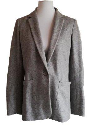 Massimo Dutti Blazer Wolle Grau DE 38 / M