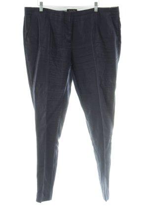Massimo Dutti Pantalón de pinza azul estilo «business»