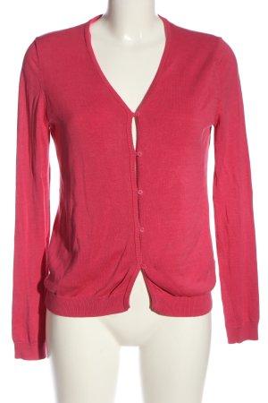 Massimo Dutti Cardigan pink Casual-Look