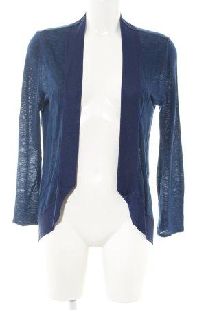 Massimo Dutti Cardigan blau Casual-Look