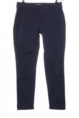 Massimo Dutti Chinos blue casual look