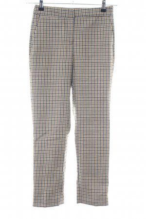 Massimo Dutti Chinohose Allover-Druck Business-Look