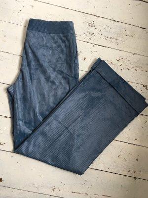 Massimo Dutti Corduroy Trousers multicolored