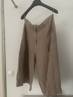 Massimo Dutti Pantalone culotte multicolore