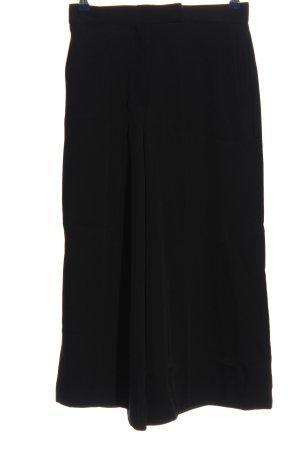Massimo Dutti Culottes black casual look