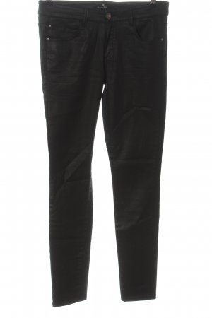 Massimo Dutti Five-Pocket Trousers black casual look