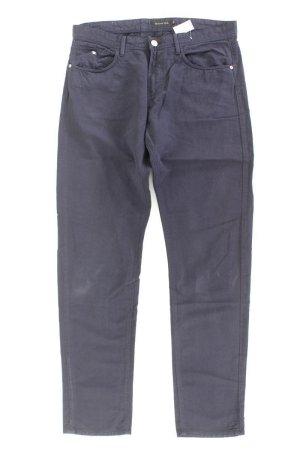 Massimo Dutti Five-Pocket Trousers blue-neon blue-dark blue-azure
