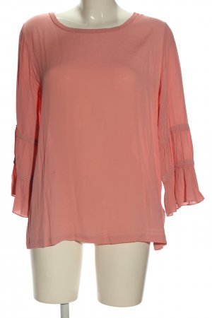 Massimo Dutti Splendor Blouse pink casual look