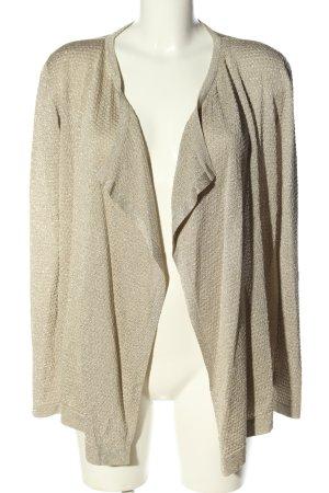 Massimo Dutti Szydełkowany sweter w kolorze białej wełny W stylu casual