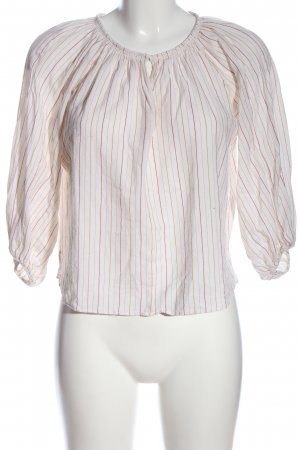 Massimo Dutti Hemd-Bluse Allover-Druck Casual-Look