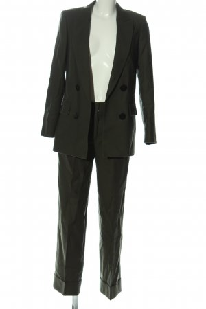Massimo Dutti Trouser Suit brown casual look
