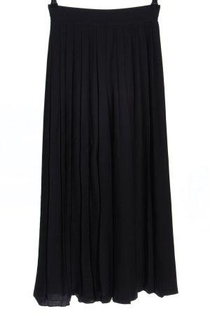 Massimo Dutti Culotte Skirt black casual look