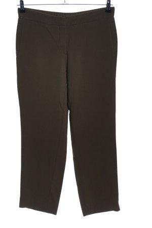 Massimo Dutti Spodnie khaki khaki W stylu casual