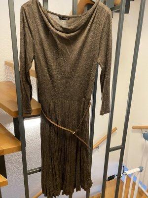 Massimo Dutti Kleid mit Gürtel