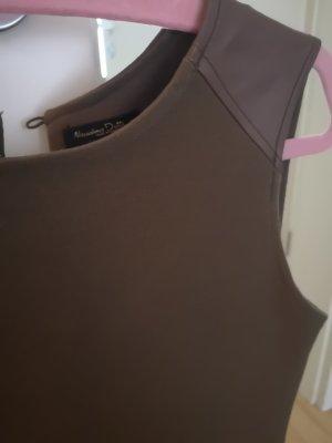 Massimo dutti Kleid neuwertig Xs 34 khaki