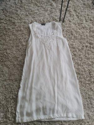 Massimo Dutti Kleid weiß Größe S 36