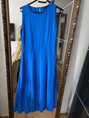 Massimo Dutti Kleid XS blau