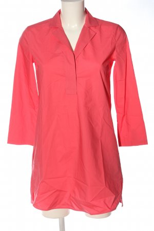 Massimo Dutti Long-Bluse pink Casual-Look