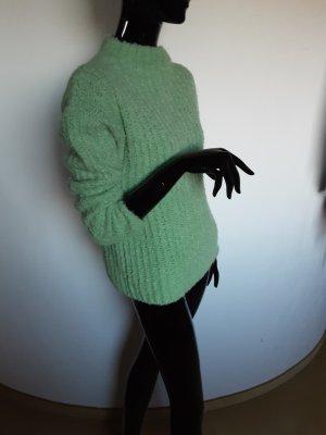 massimo dutti, mintgrüner Pullover Gr. M