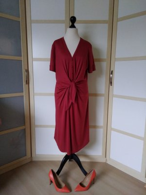 Massimo Dutti rotes Kleid