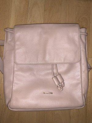 Massimo Dutti Zaino laptop color oro rosa