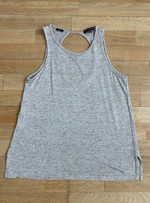 Massimo Dutti T-shirt marron clair