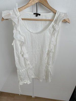 Massimo Dutti Shirt mit Seide