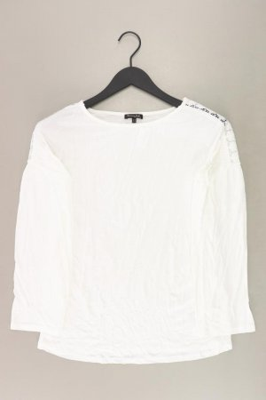 Massimo Dutti Shirt weiß Größe M