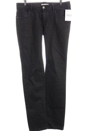 Massimo Dutti Slim Jeans dunkelgrau Casual-Look