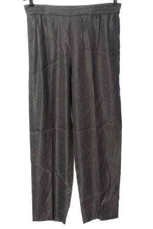 Massimo Dutti Jersey Pants light grey classic style