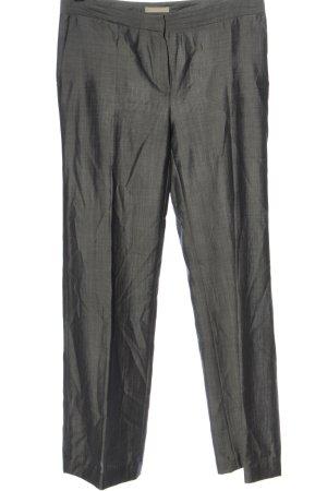 Massimo Dutti Jersey Pants light grey business style