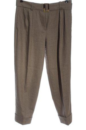Massimo Dutti Jersey Pants light grey elegant