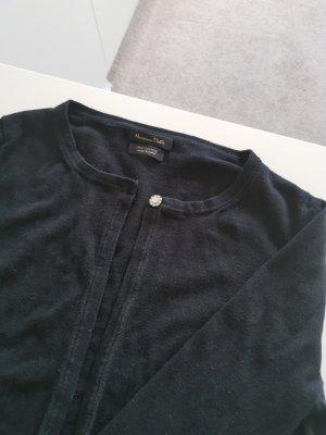 Massimo Dutti Strickjacke schwarz Größe XS