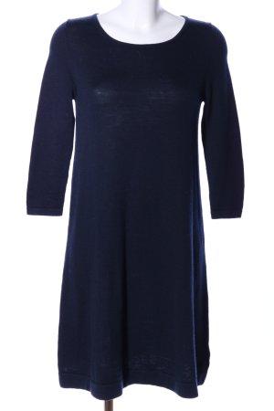Massimo Dutti Camicia maglia blu stile casual