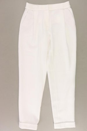 Massimo Dutti Sweat Pants natural white polyester