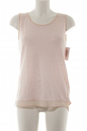 Massimo Dutti Trägertop rosé Street-Fashion-Look