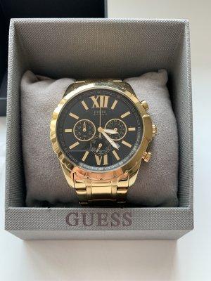 Massive Armbanduhr von Guess