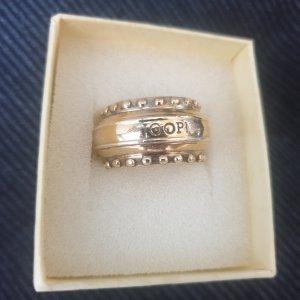 Joop! Złoty pierścionek złoto