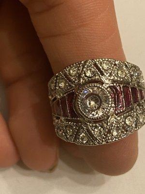 Massive ring gr 16/54 neu