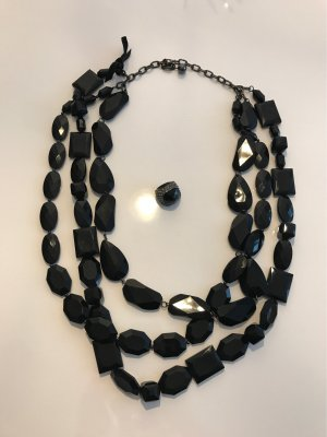 Collier Necklace black