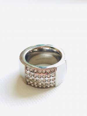 Massiver Ring • Stainless Steel Gr. 19 • silber