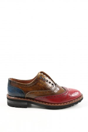 Mat: 20 Wingtip Shoes multicolored casual look